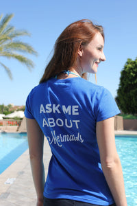 women's mermaid shirt