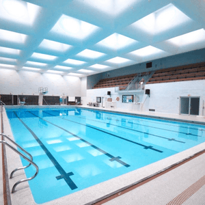 AquaMermaid Montreal indoor pool