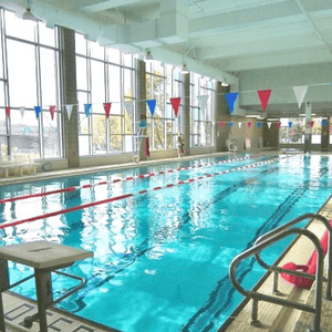 AquaMermaid Indoor swimming pool Ottawa