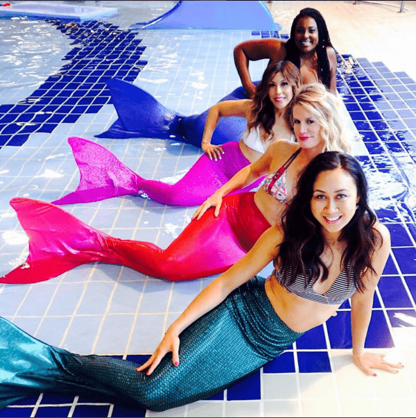 Chicago Teen-Adult Mermaid Party (Bachelorette)