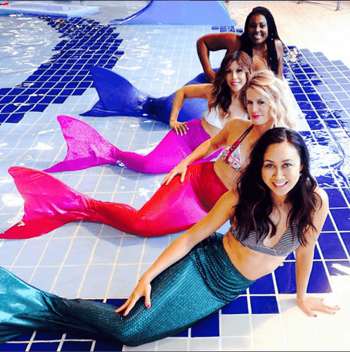 Norfolk County Teen Adult Mermaid Party