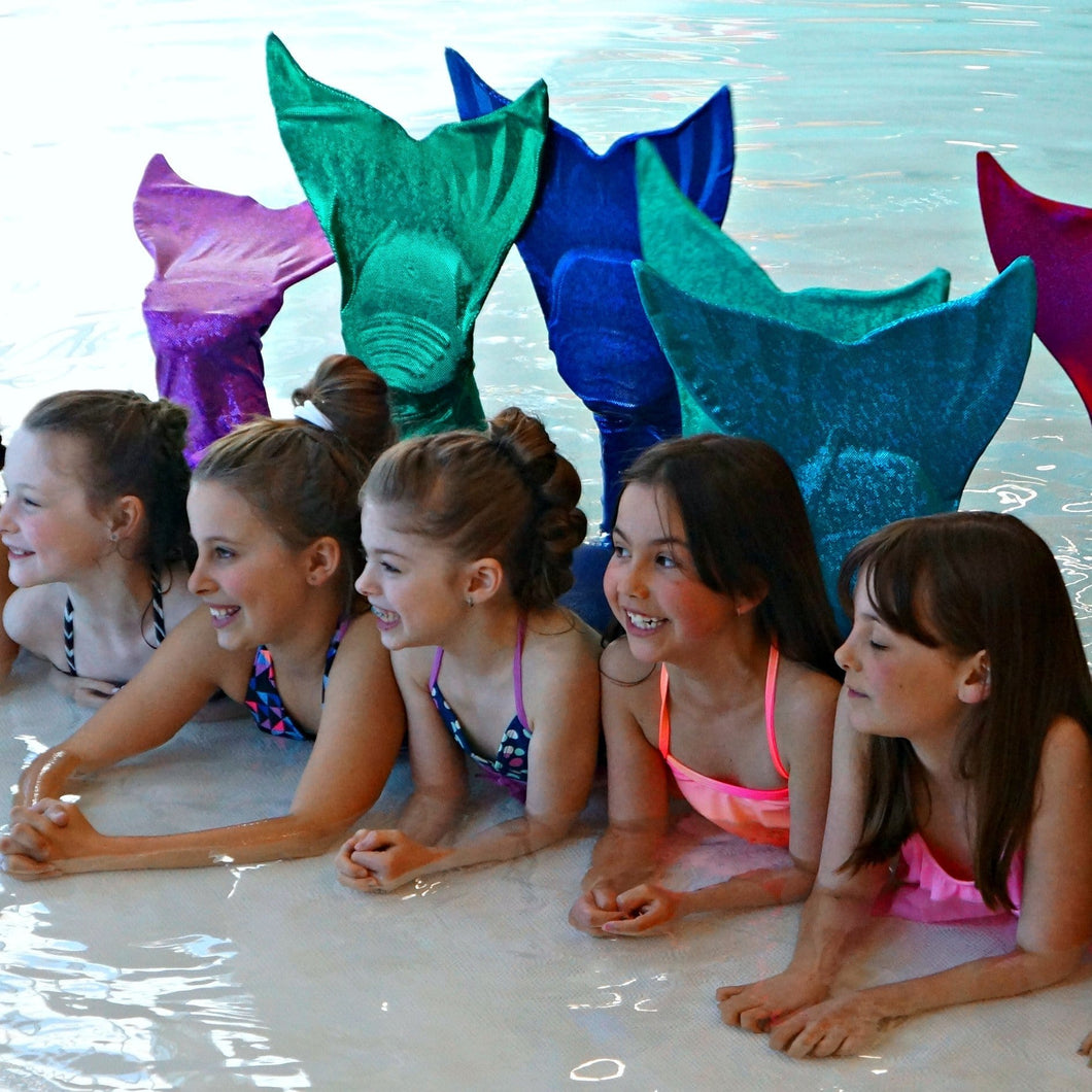 Quebec Kids Mermaid Party