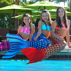 Phoenix Kids Mermaid Party