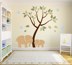 Nursery Tree Decals