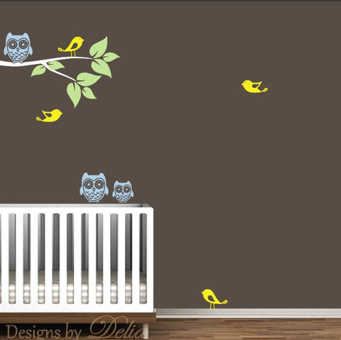 Nursery Tree Branch Decal