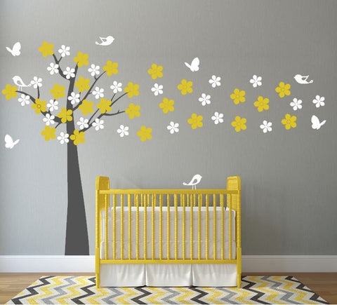 Nursery Tree Decal