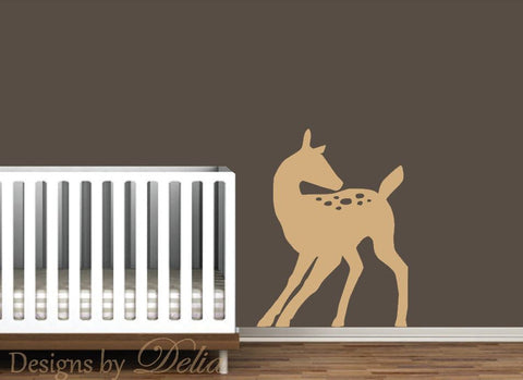 Doe Wall Decal
