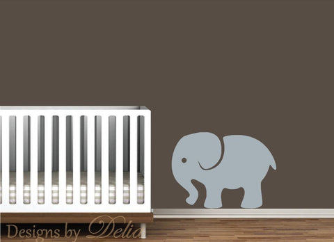 Elephant Wall Decal Part 81