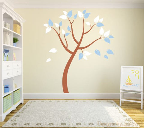 Children's Room Tree Decal