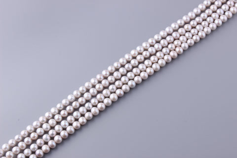 Round Shape Freshwater Pearl 8.5-9.5mm (SKU: 917808 / 1006053)