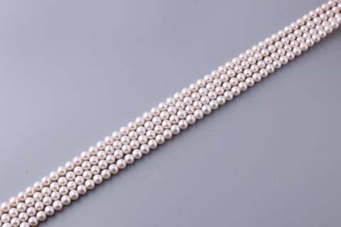 Round Shape Freshwater Pearl 7.5-8.5mm (SKU: 990708 / 1000041)