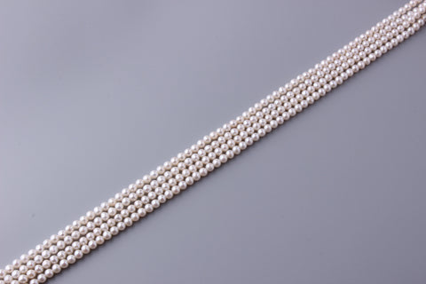 Round Shape Freshwater Pearl 5.5-6mm (SKU: 924908 / 1002655)