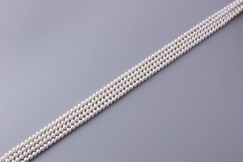 Round Shape Freshwater Pearl 5.5-6mm (SKU: 951708 / 1002652)