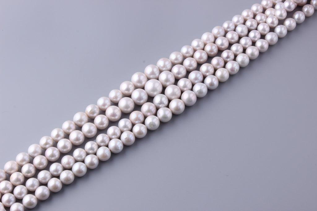 Round Shape Freshwater Pearl 11-14mm (SKU: 981408 / 1005231) - Wing Wo Hing Jewelry Group - Pearl Jewelry Manufacturer