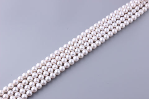 Round Shape Freshwater Pearl 10.5-11.5mm (SKU: 9124008 / 1006019)