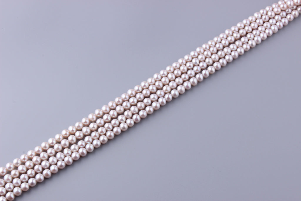 Round Shape Freshwater Pearl 7.5-8mm (SKU: 956208 / 1006033) - Wing Wo Hing Jewelry Group - Pearl Jewelry Manufacturer