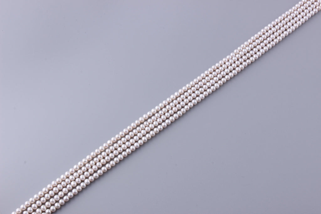 Round Shape Freshwater Pearl 5-5.5mm (SKU: 973508 / 1006070) - Wing Wo Hing Jewelry Group - Pearl Jewelry Manufacturer