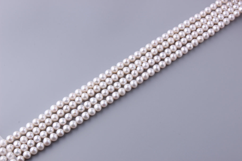 Round Shape Freshwater Pearl 8.5-9mm (SKU: 976108 / 1006048) - Wing Wo Hing Jewelry Group - Pearl Jewelry Manufacturer