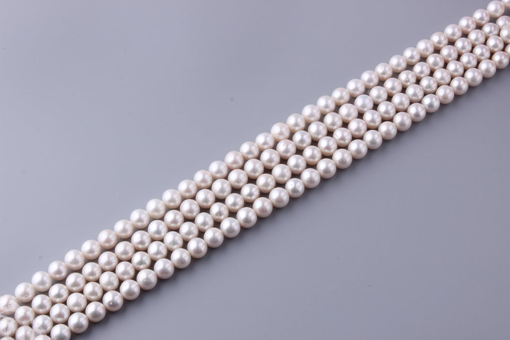 Round Shape Freshwater Pearl 10.5-11.5mm (SKU: 974708 / 1006018) - Wing Wo Hing Jewelry Group - Pearl Jewelry Manufacturer