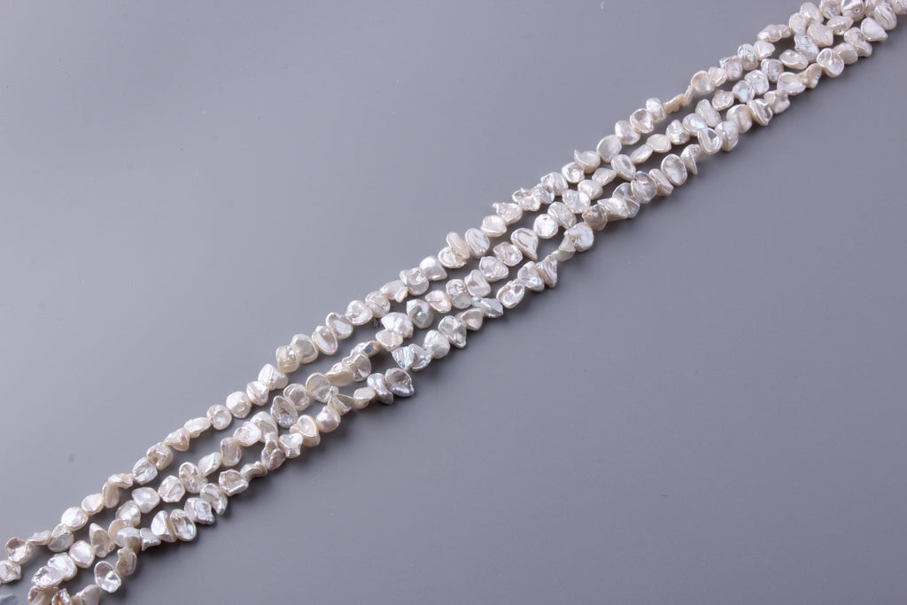 Special Shape Freshwater 7-8mm (SKU: 910308 / 1004211) - Wing Wo Hing Jewelry Group - Pearl Jewelry Manufacturer