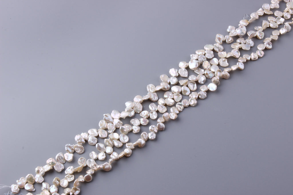 Keshi Shape Freshwater Pearl 12-14.5mm (SKU: 9107808 / 1004475) - Wing Wo Hing Jewelry Group - Pearl Jewelry Manufacturer