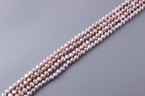 Nugget Shape Freshwater Pearl 9-9.5mm (SKU: 912108 / 1002206)