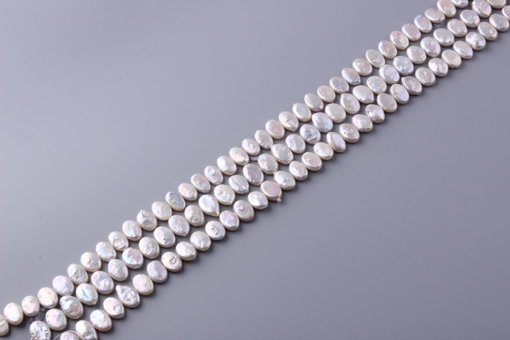 Egg Shape Freshwater Pearl (SKU: 914708 / 1005905) - Wing Wo Hing Jewelry Group - Pearl Jewelry Manufacturer