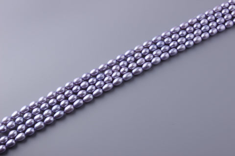 Oval Shape Dyed Color Freshwater Pearl 8.5-9mm (SKU: 917308 / 1003882)