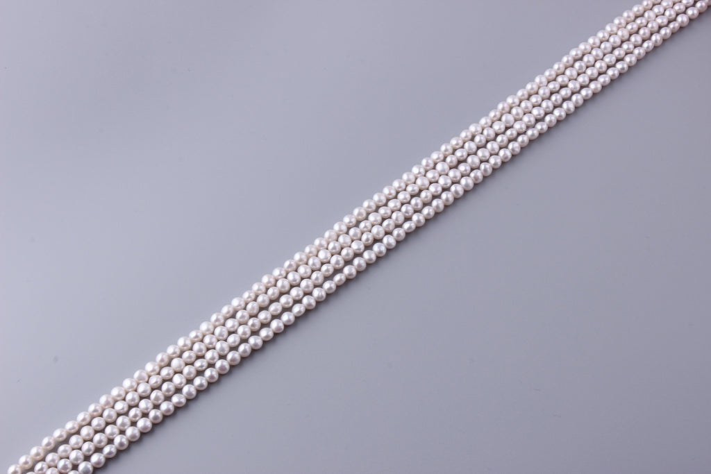 Round Shape Freshwater Pearl 5.5-6mm (SKU: 918508 / 1005802) - Wing Wo Hing Jewelry Group - Pearl Jewelry Manufacturer