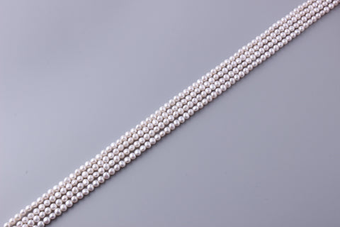 Round Shape Freshwater Pearl 5.5-6mm (SKU: 918508 / 1005802)