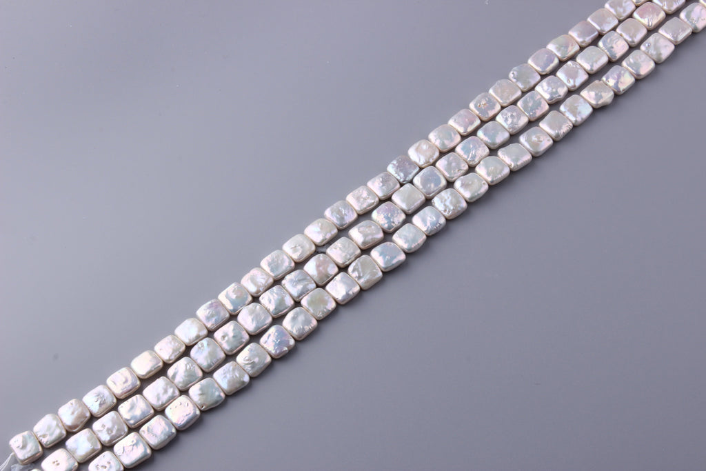 Square Shape Freshwater Pearl (SKU: 920708 / 1005880) - Wing Wo Hing Jewelry Group - Pearl Jewelry Manufacturer