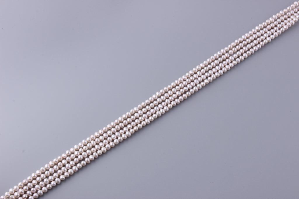 Round Shape Freshwater Pearl 4.5-5mm (SKU: 923108 / 1006024) - Wing Wo Hing Jewelry Group - Pearl Jewelry Manufacturer