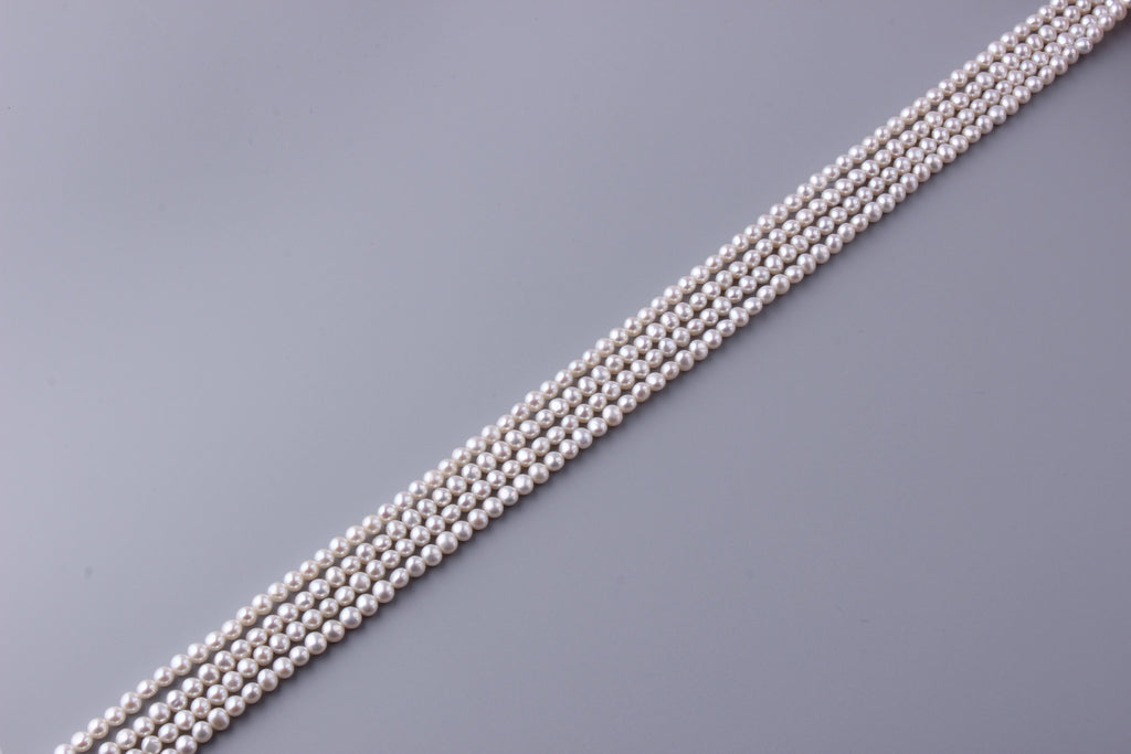 Round Shape Freshwater Pearl 5-5.5mm (SKU: 924108 / 1002661) - Wing Wo Hing Jewelry Group - Pearl Jewelry Manufacturer