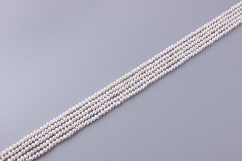 Round Shape Freshwater Pearl 4-4.5mm (SKU: 933408 / 1005410)