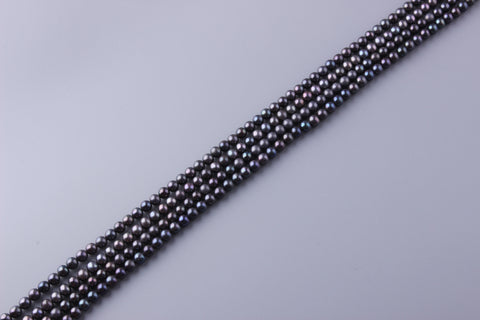 Round Shape Dyed Color Freshwater Pearl 6.5-7mm (SKU: 939108 / 1006169)