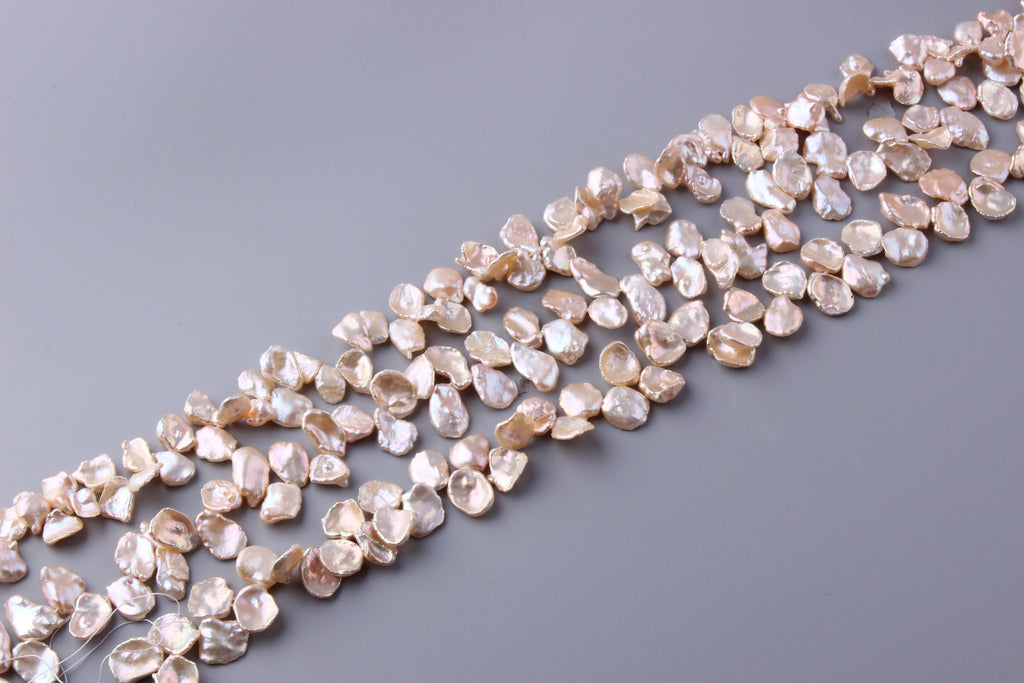 Keshi Shape Freshwater Pearl 9-13mm (SKU: 939408 / 1004553) - Wing Wo Hing Jewelry Group - Pearl Jewelry Manufacturer
