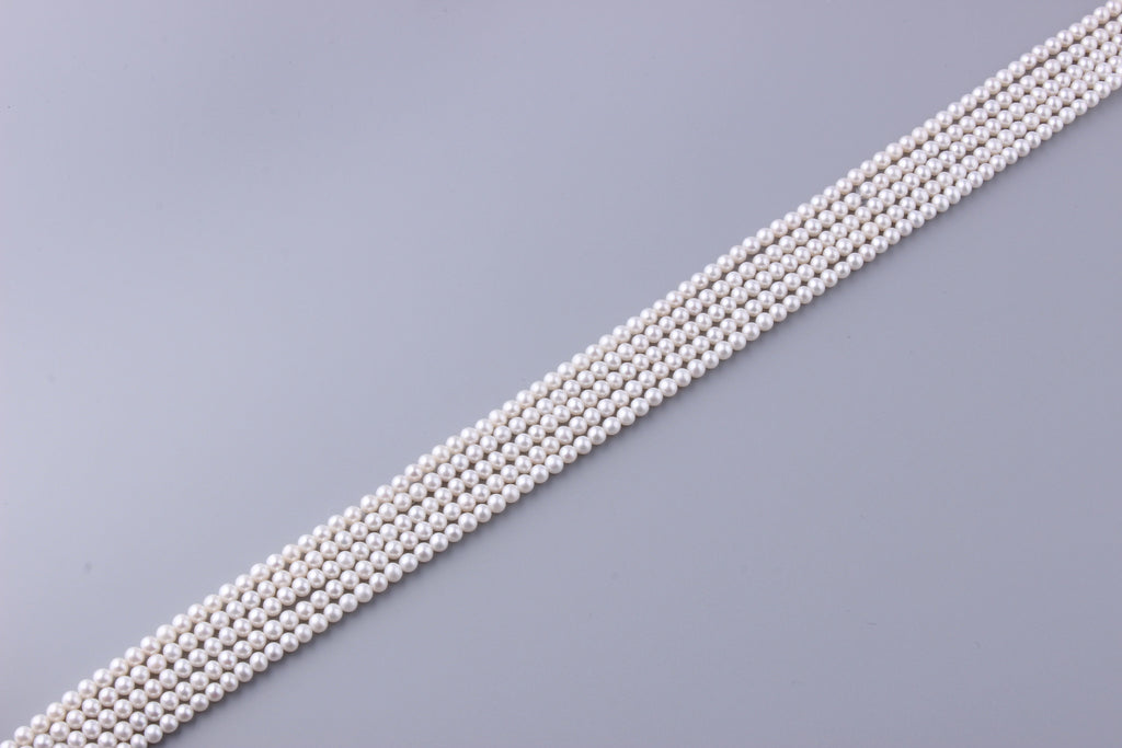 Round Shape Freshwater Pearl 4.5-5mm (SKU: 942108 / 1006022) - Wing Wo Hing Jewelry Group - Pearl Jewelry Manufacturer