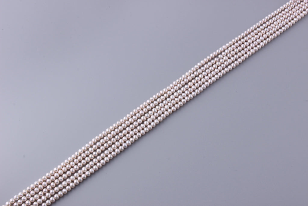 Round Shape Freshwater Pearl 4.5-5mm (SKU: 961008 / 1006022) - Wing Wo Hing Jewelry Group - Pearl Jewelry Manufacturer