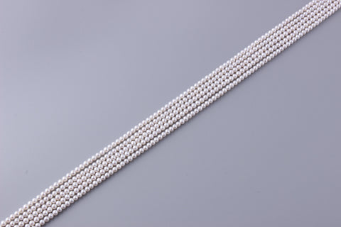 Round Shape Freshwater Pearl 4-4.5mm (SKU: 976308 / 1002841)