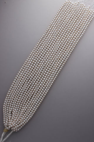 Round Shape Freshwater Pearl 6-6.5mm (SKU: 9180008)