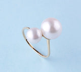 14K Yellow Gold with Freshwater Pearl - Wing Wo Hing Jewelry Group - Pearl Jewelry Manufacturer