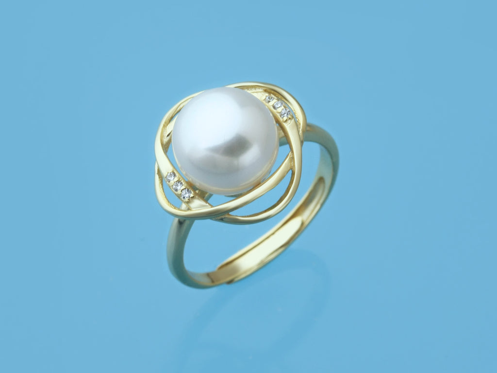 star universe ring jewelry freshwater pearl wholesale factory