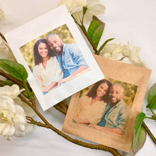 Load image into Gallery viewer, DIY Personalized Picture (50 ct.) - Wedding Favor