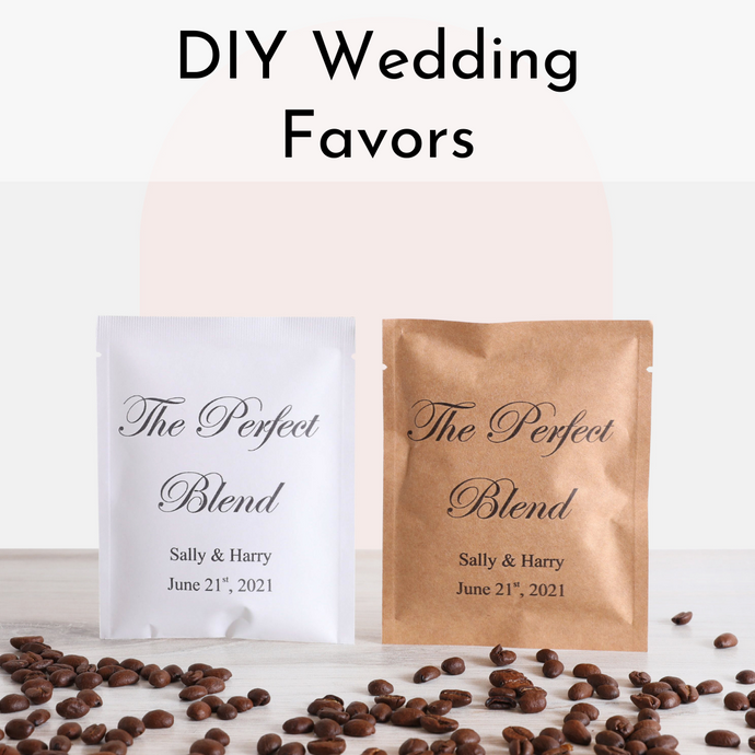 DIY The Perfect Blend (50 ct.) - Wedding Favors