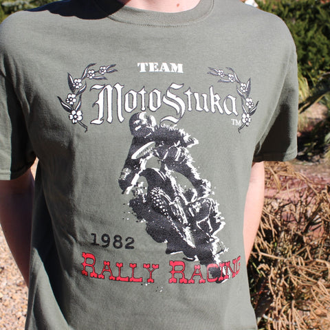 MotoStuka Rally T-Shirt