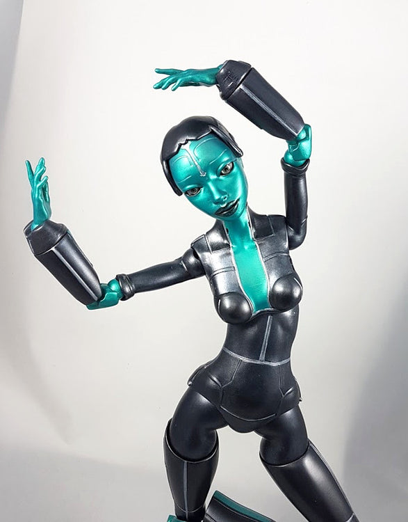 3D Printing & Finishing: Robotica Doll Lives