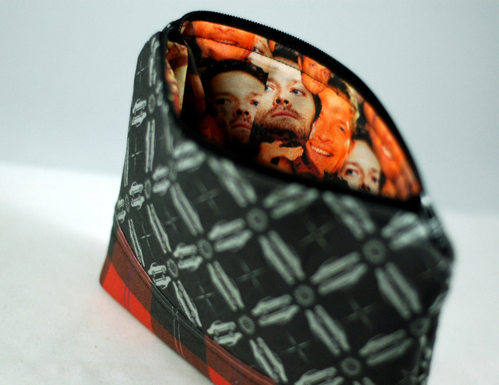 Customer Review: Supernatural Zipper Pouch