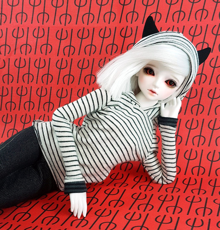Halloween costumes clothes for bjd dolls