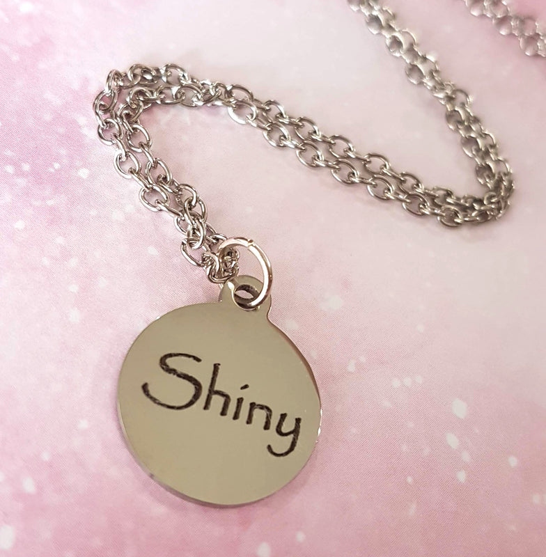 gifts for firefly fans - necklace shiny