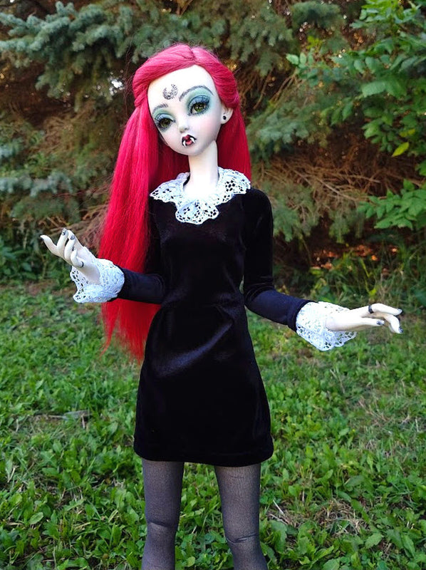 halloween specials for ball jointed dolls canada